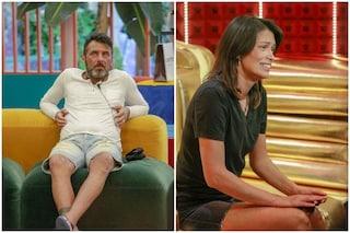 """GFVip 2020, Sossio Aruta deride Fernanda Lessa, il marito: """"Un troglodita, ignoranza pura"""""""