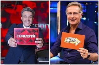 Volano gli ascolti de L'Eredità e Avanti un altro!, la tv che intrattiene gli italiani prima di cena