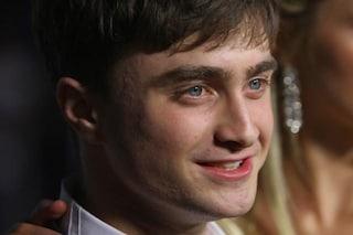 """Daniel Radcliffe non si è mai piaciuto in Harry Potter e il principe mezzosangue: """"Spesso ubriaco"""""""