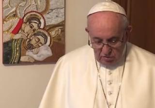 Il Rosario di Papa Francesco su Tv2000 entra nella storia della tv: più di 4 milioni di spettatori