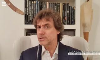 """Alberto Angela ringrazia gli italiani: """"State salvando delle vite restando a casa"""""""