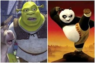 Da Shrek a Kung Fu Panda, tutti i film della DreamWorks in un unico canale Sky