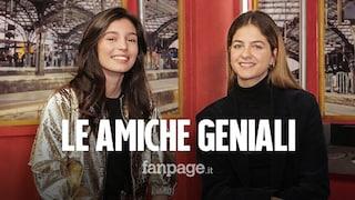 """L'Amica Geniale, Gaia Girace e Margherita Mazzucco: """"È stato bello, ora guardiamo al futuro"""""""