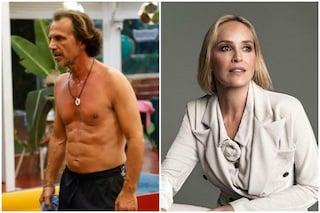 """GFVip 2020, Antonio Zequila: """"Su Adriana Volpe ho sbagliato, parlo di quando conobbi Sharon Stone"""""""