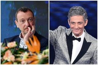 """Amadeus sulla proposta di Fiorello: """"Sanremo non è replicabile, ha la sua unicità"""""""