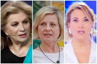"""Iva Zanicchi e Barbara d'Urso contro Antonella Elia: """"Scioccanti le sue frasi sulla menopausa"""""""