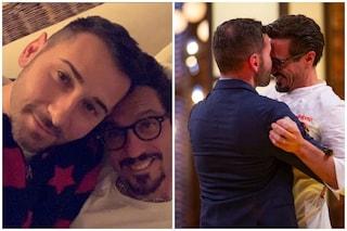 """MasterChef 2020, Antonio Lorenzon e il fidanzato Daniel: """"Sogniamo un B&B in Costa Azzurra"""""""
