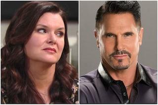 Beautiful, anticipazioni 8 - 14 marzo: una terribile notizia per Bill e Katie