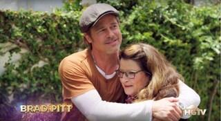 Brad Pitt passa dall'Oscar ad un programma tv per ristrutturare case