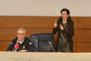 """Susanna Di Pietra, interprete lingua dei segni Protezione Civile: """"I miei genitori sono sordi"""""""