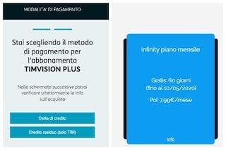 Amazon Prime Video, TimVision e Infinity gratis per l'emergenza Coronavirus? Fate attenzione