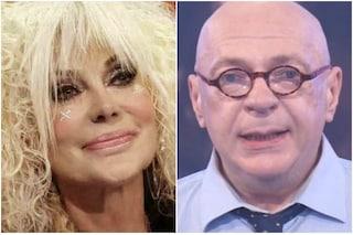 """Mauro Coruzzi: """"Donatella Rettore è in ospedale, non sta bene ma il coronavirus non c'entra"""""""