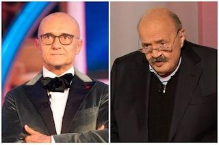 """Grande Fratello Vip ancora in onda, Costanzo: """"C'è un limite, ma difficile ragionare con lucidità"""""""