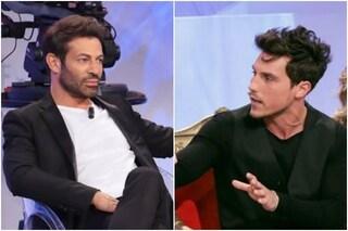 Anticipazioni Uomini e Donne: lite furiosa tra Daniele Dal Moro e Gianni Sperti