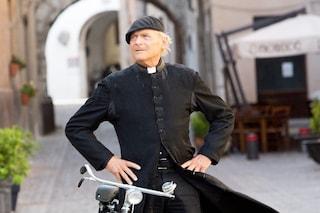 Don Matteo 12, anticipazioni nona puntata 12 marzo: il sacerdote salva una donna dalle fiamme