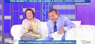 Piero Chiambretti e la madre positivi al Coronavirus, ricoverati e in isolamento in ospedale