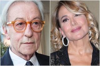 """Vittorio Feltri: """"Agguato da Barbara D'Urso per santificare Asia Argento, Live è un canile"""""""