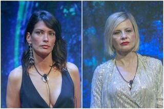 """Fernanda Lessa: """"Ho pensato molto ad Antonella Elia, ha un carattere simile a quello di mia madre"""""""