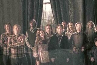 Harry Potter, nella foto dell'Ordine della Fenice c'è un particolare su due membri già conosciuti