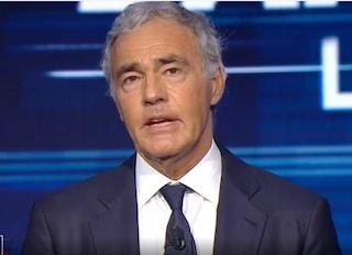 """Massimo Giletti: """"Sono stato vicino a mio padre quando è morto, penso a chi oggi non può farlo"""""""