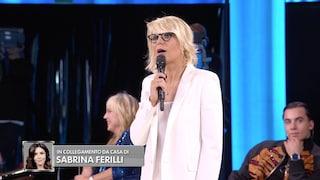 Amici 2020 vince senza pubblico, gli ascolti tv premiano la coppia De Filippi - Ferilli