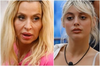 """GF Vip, lite tra Valeria Marini e Asia Valente che piange: """"Se ne deve andare"""", """"Non sei mia madre"""""""