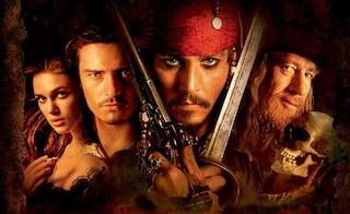Pirati dei Caraibi, la saga torna in tv sulla scia del successo di Harry Potter