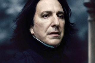 Perché Severus Piton è il Principe Mezzosangue: la storia del personaggio della saga di Harry Potter
