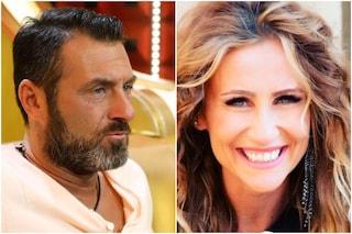GF Vip: Sossio Aruta chiede a Ursula Bennardo di sposarlo, la risposta di lei