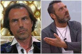 """GFVip 2020, Sossio Aruta contro Antonio Zequila: """"Meglio slippino che Er mutanda"""""""