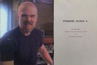 Stranger Things 4 al via, con un video Netflix annuncia l'inizio della produzione