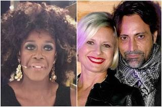"""Sylvie Lubamba su Pietro Delle Piane: """"Mi ha picchiata, sta con Antonella Elia per visibilità"""""""