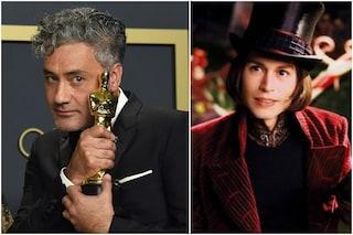 Da Netflix due serie su La fabbrica di cioccolato, scrive e dirige il premio Oscar Taika Waititi