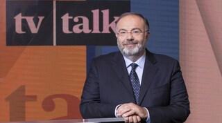 """Anche Tv Talk si ferma per l'emergenza coronavirus, Massimo Bernardini: """"Priorità alla salute"""""""