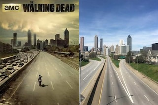 Coronavirus, Atlanta in quarantena e deserta come The Walking Dead
