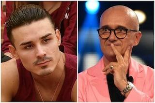 """Alfonso Signorini su Valentin Alexandru Dumitru: """"Omofobo, maleducato e pretenzioso"""""""