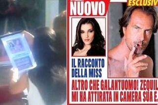 Drone al GF Vip, consegna un foglio con accuse di molestie contro Antonio Zequila