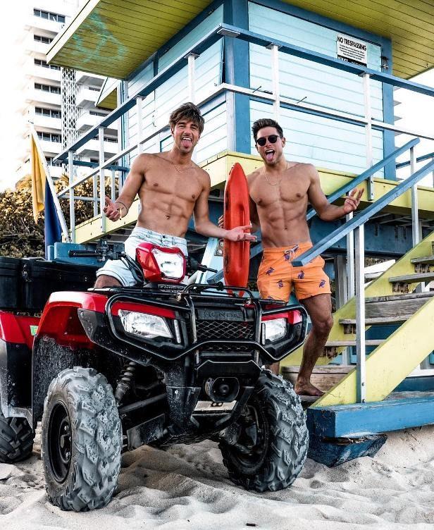 Damante e Denver insieme a Miami a febbraio 2019