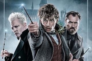 Animali Fantastici – I crimini di Grindelwald in onda il 20 aprile, continua la saga di J.K. Rowling