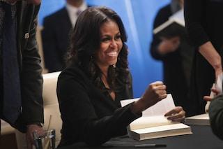 """""""Becoming"""", arriva da maggio su Netflix il docufilm su Michelle Obama"""