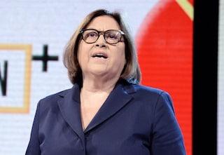 Lucia Annunziata ricoverata, primo tampone negativo ma la Tac conferma: sarebbe coronavirus