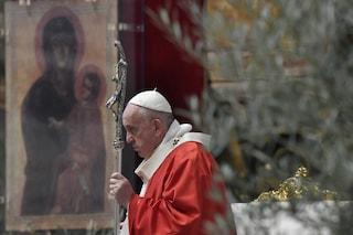La Santa Messa delle Palme riunisce più di 7 milioni di spettatori davanti alla tv