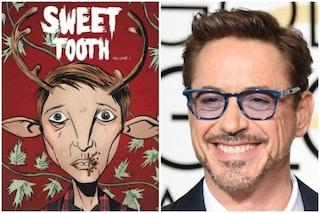 Sweet Tooth è la nuova serie Netflix di Robert Downey Jr, ispirata al fumetto di Jeff Lemire