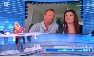 """Amadeus conferma che farà di nuovo Sanremo: """"Non sarà il secondo, ma il primo dopo il coronavirus"""""""
