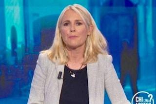 """Federica Sciarelli: """"In onda con i capelli a scopa e l'incubo che Chi l'ha visto salti causa febbre"""""""