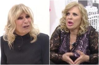 """Anticipazioni Trono Over, Tina a Gemma: """"Lo vuoi capire che hai 70 anni"""", Galgani scoppia a piangere"""
