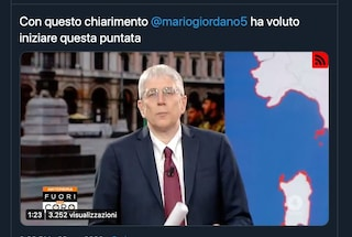 """Mario Giordano si scusa per le parole di Feltri sui meridionali: """"Non stanno in cielo né in terra"""""""