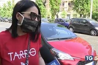 """""""La tinta al supermercato"""": Eliana Michelazzo, ex del caso Prati, spunta in un servizio del TG5"""