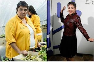 La trasformazione di Sole prima e dopo Vis a Vis, María Isabel Díaz ha perso 43 chili