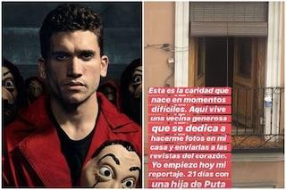 """Jaime Lorente de La casa di carta furioso con la vicina: """"Figlia di p**, manda mie foto ai giornali"""""""